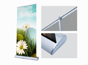 Retractable Banners 33x81